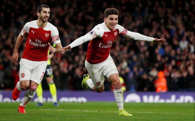 Arsenal gümbür gümbür gidiyor, 14 oldu
