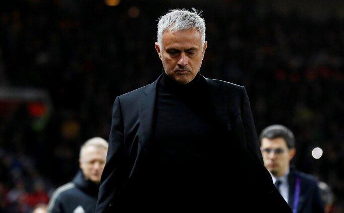 Mourinho'ya iki yılbaşı ikramiyesinden fazla tazminat