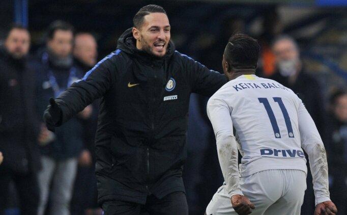 Inter'i bu hafta Balde kurtardı!