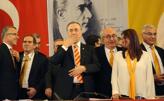 Galatasaray'da Divan Kurulu zamanı geldi