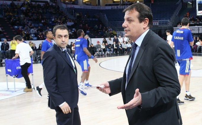 Obradovic, Ergin Ataman'ın elini sıkmadı