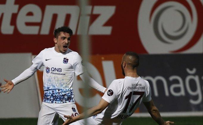 Trabzonspor'a Abdülkadir Ömür şoku!