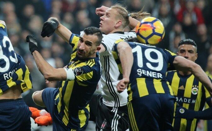 İlk 11'ler   Fenerbahçe - Beşiktaş