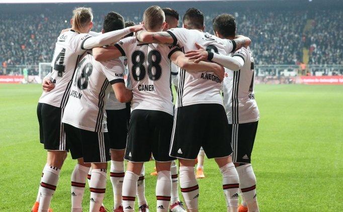 Beşiktaş, vitesi yükseltti; uçuşa geçti...