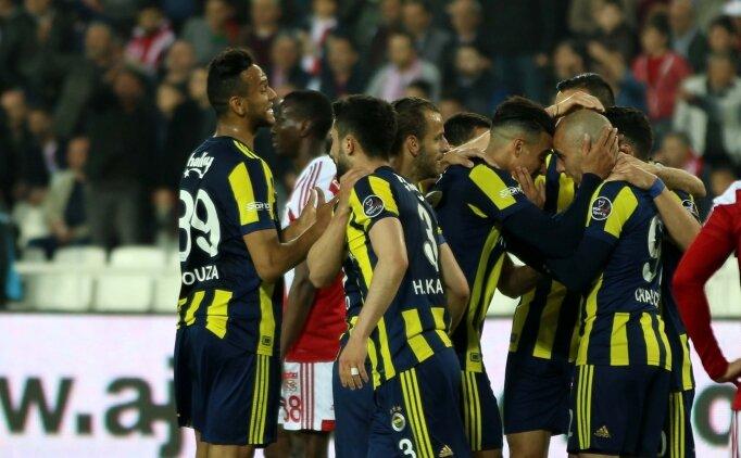 Fenerbahçe'de Aatif varsa 3 puan da var
