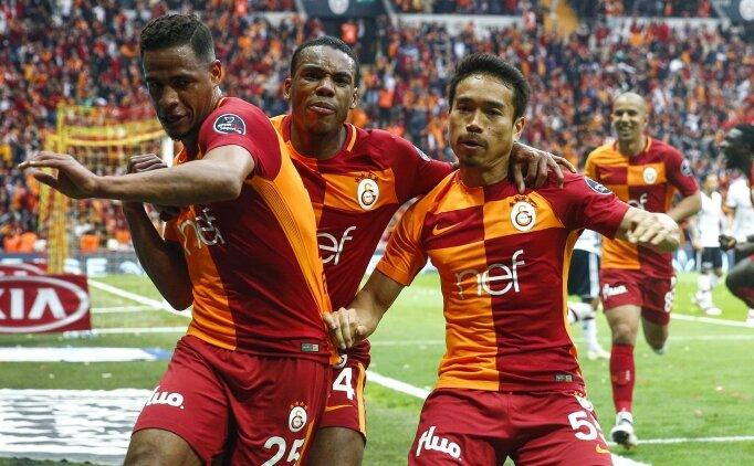 Galatasaray'ın 650 milyon TL'lik şampiyonluğu