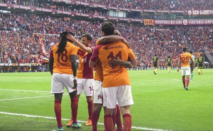 Galatasaray'da şampiyonluk primleri belli oldu