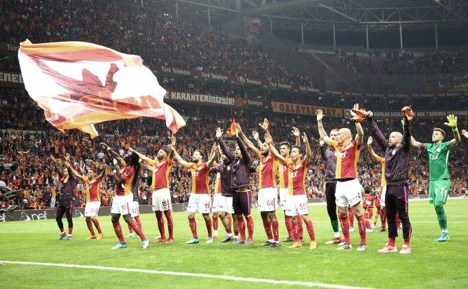 Galatasaray'ı Devler Ligi'nde zorlu rakipler...