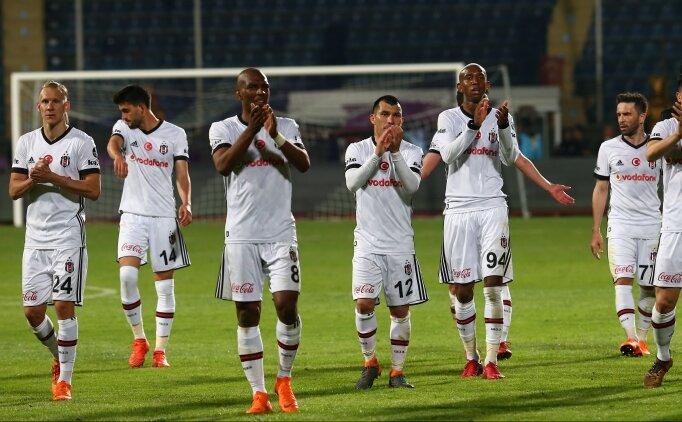 Beşiktaş'ta Devler Ligi olmazsa yeni 'Feda' yolda