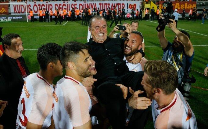 Galatasaray'ın şampiyonluk kutlamaları ne zaman?