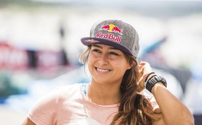 Lena Erdil, rüzgar sörfünde dünya ikincisi!