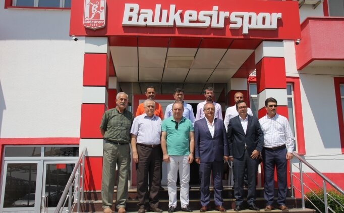 Balıkesirspor Baltok'ta altyapı Can Cangök'e emanet
