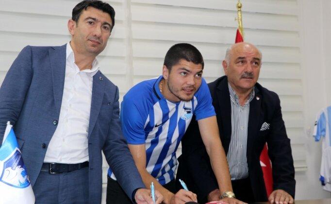 Erzurumspor'a Rus sağ kanat! 1+1 yıllık imza...