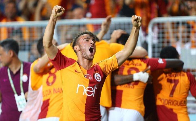 Galatasaray, Türkiye Kupası'nda Keçiörengücü deplasmanında