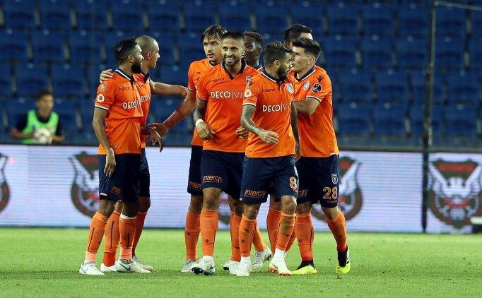 Başakşehir, Trabzonspor'a karşı seriyi sürdürdü