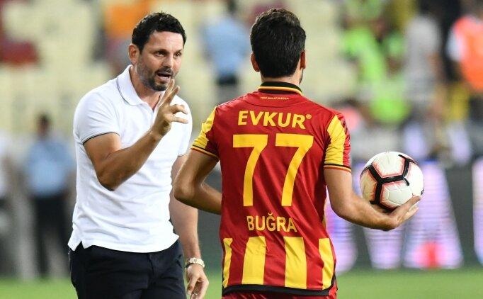 Erol Bulut: 'Beşiktaş maçıyla çıkış yapmak istiyoruz'