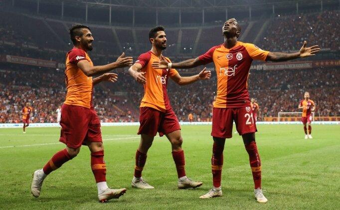 Süper Lig'in ilk 8 haftasında Galatasaray fark attı