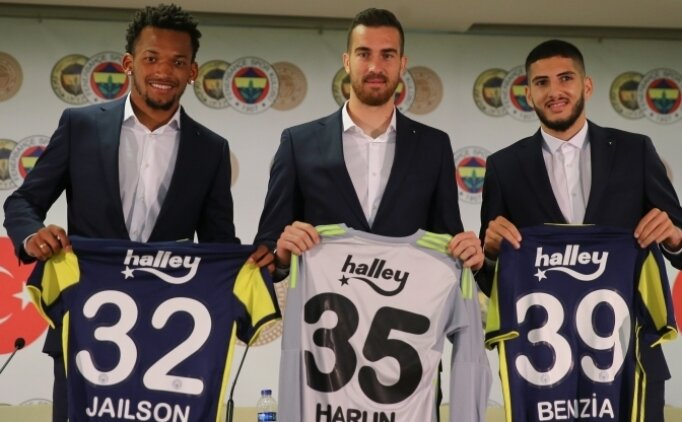 'Fenerbahçe'de tarih yazmak istiyorum'