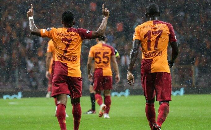 Galatasaray, Kasımpaşa karşısında şov yaptı!
