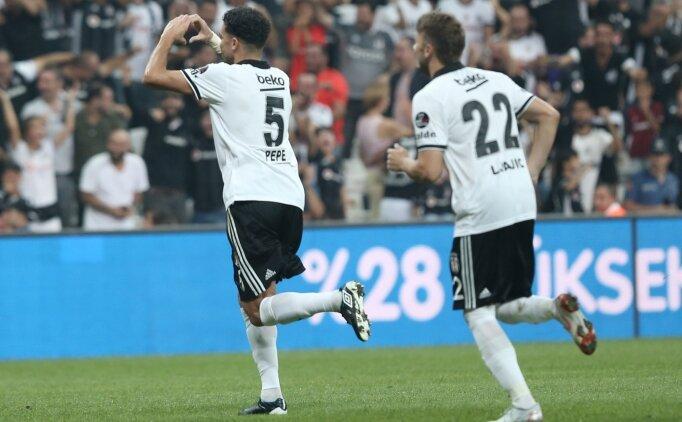 Adem Ljajic, Beşiktaş formasıyla tam not aldı