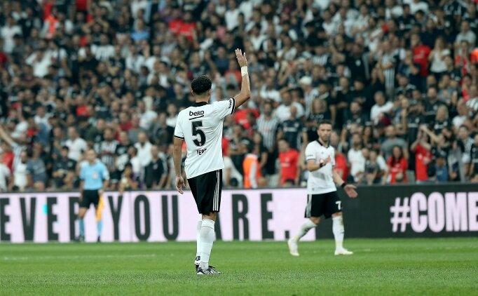 Pepe: 'Beşiktaş'a 2 sezon demiştim'