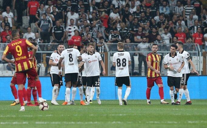 Beşiktaş maçı özet izle, Beşiktaş Yeni Malatyaspor maçı özeti