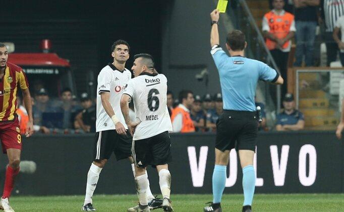 Gary Medel, Fenerbahçe derbisinde yok!