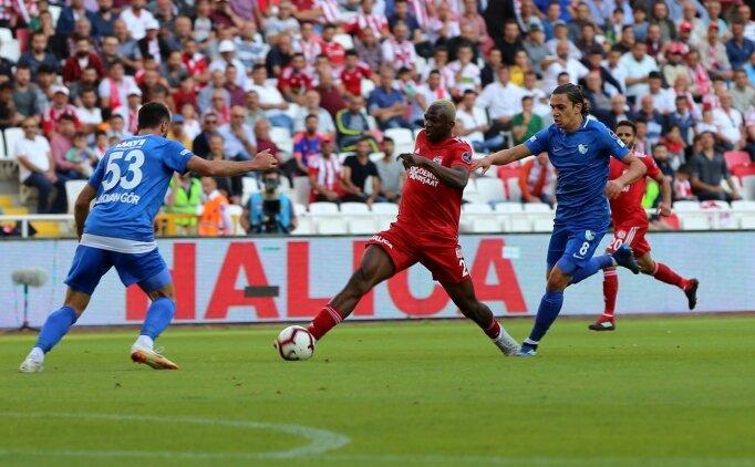 Sivas'ta 4 gol VAR, kazanan yok!