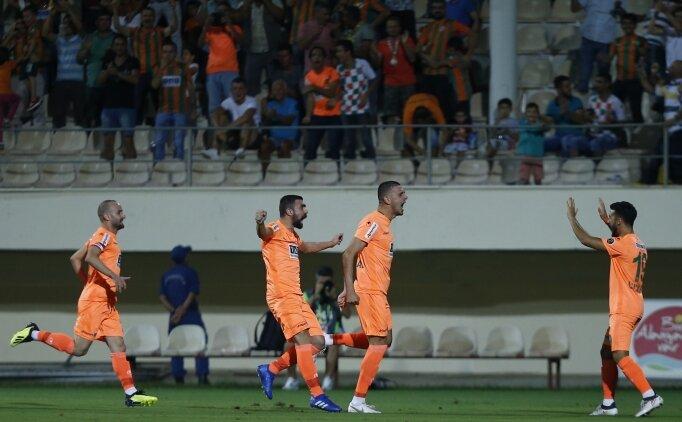 Trabzonspor, Alanya'da yıkıldı!