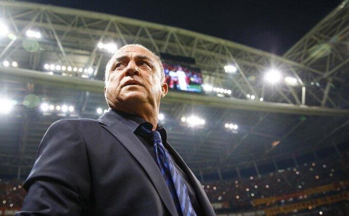 Fatih Terim'den maç sonu sürpriz hareket