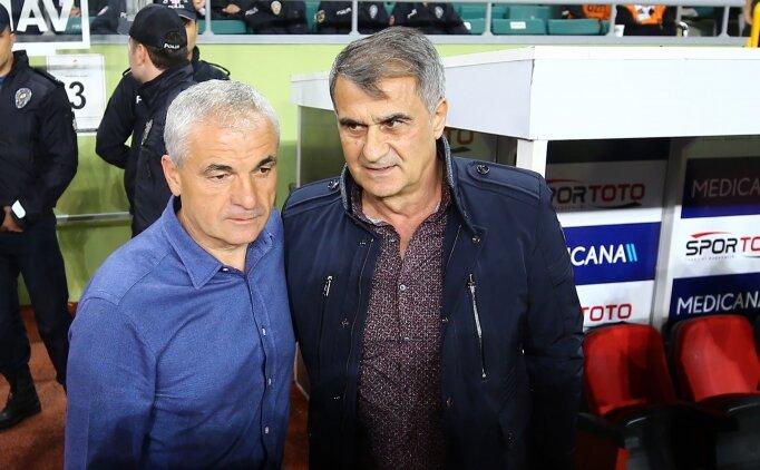 Rıza Çalımbay: ''Beşiktaş maçında galibiyeti hak etmiştik''