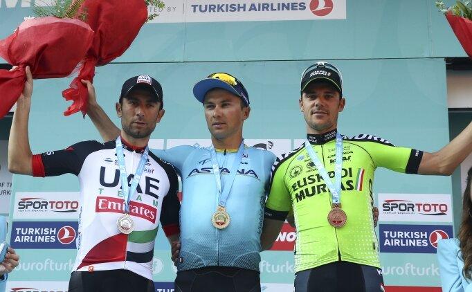 Marmaris - Selçuk etabını Alexey Lutsenko kazandı