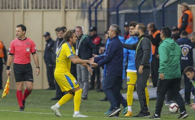 Ankaragücü, Malatyaspor'u tek golle geçti