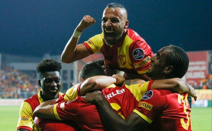 Ligin yeni değeri İzmir'den yükseliyor: Göztepe!