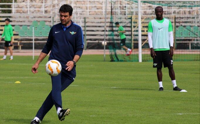 Cihat Arslan: 'Sevilla'dan başarıyla döneceğiz'