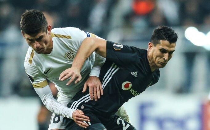 Beşiktaş, Belçika'da Genk'in konuğu