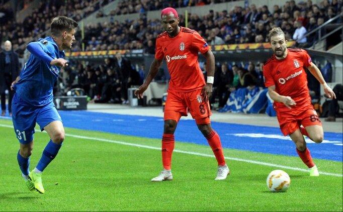 Beşiktaş - Sivas maçlarında dikkat çeken gol detayı