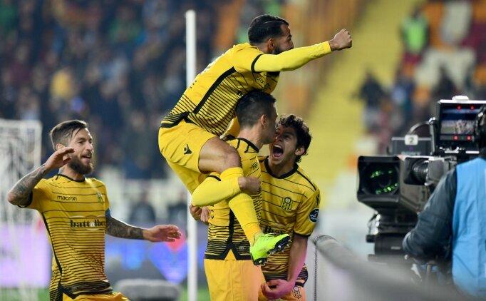 Trabzonspor'da deprem! Malatyaspor'dan 5 gol...
