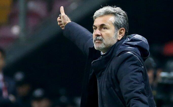 Aykut Kocaman: 'Galatasaray maçı penaltıya indirgendi'