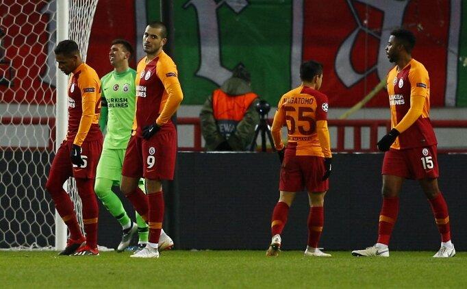 Galatasaray, Avrupa'da geçmişini mumla arıyor