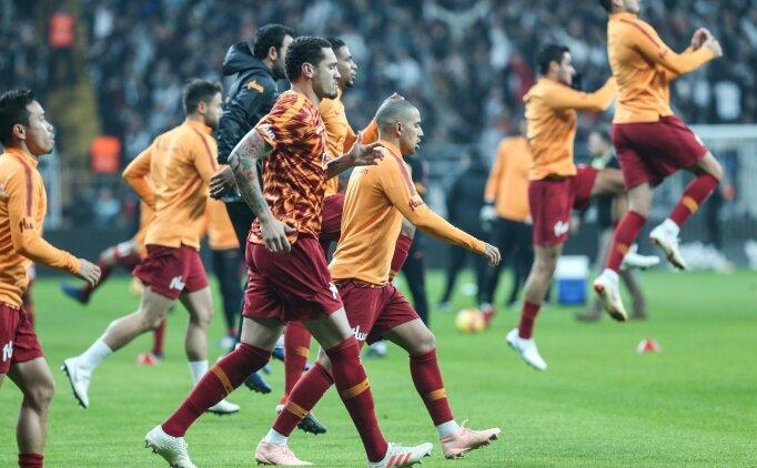 Galatasaray, 7 eksikle Rize'yi ağırlayacak