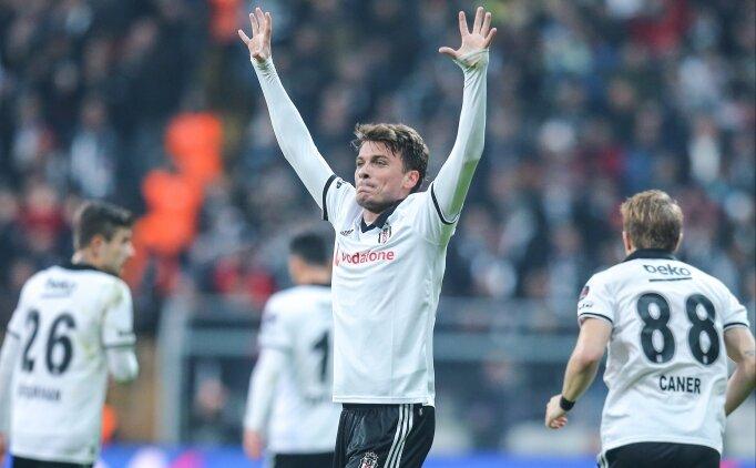 GollerCepte'nin en popüler golünü  Adem Ljajic attı