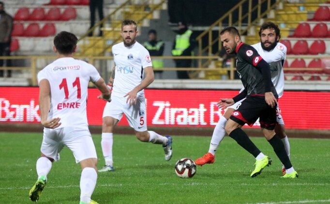 Boluspor, kupada gol şov yaptı!