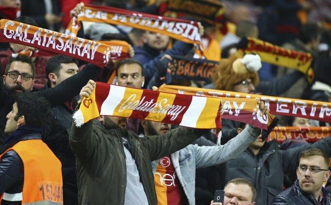 Galatasaray taraftarından Fikret Orman'a tepki