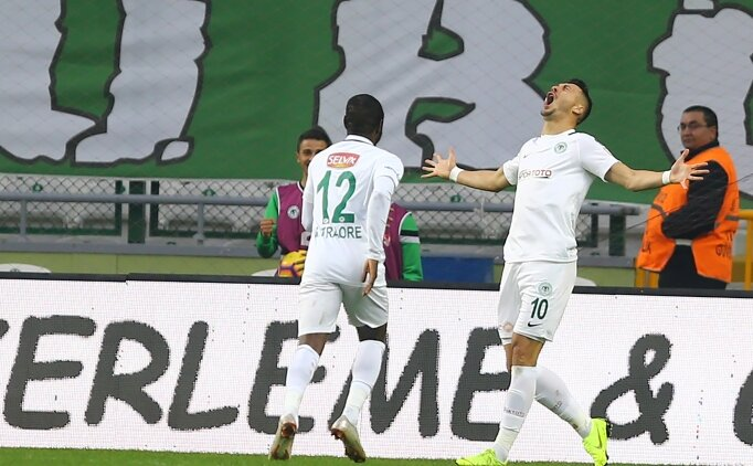 Diagne kovaladı, Konyaspor kaçtı!