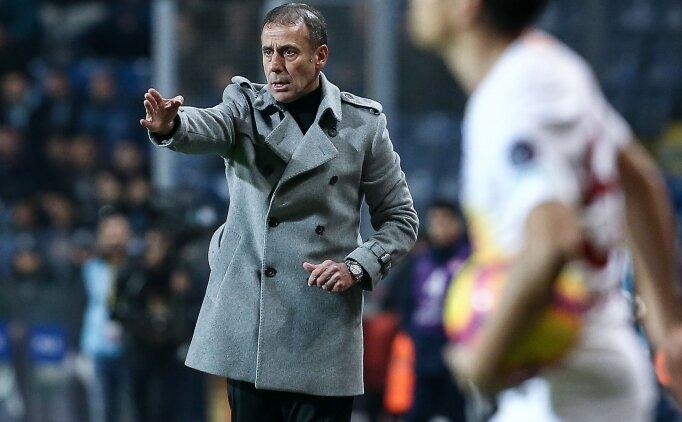 Abdullah Avcı: 'Eğer Galatasaray'ı yenseydik de...'
