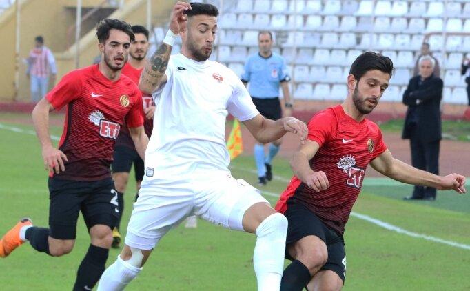 Adanaspor, 5 hafta sonra Es-Es'e karşı güldü