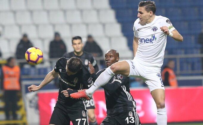 Beşiktaş attığı gol için dedi ki; 'Türkiye'de en kötü şutum...'