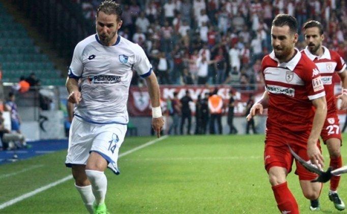 B.B. Erzurumspor hocası Altıparmak: ''Tek kale oynadık''