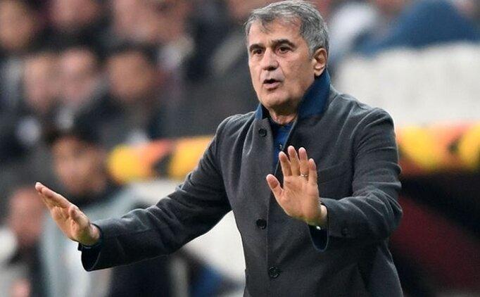 Beşiktaş'ta Şenol Güneş'i düşündüren 5 sorun!